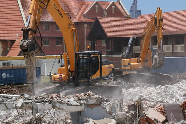 We specialize in demolition, excavation & foundation services in the SF Bay Area, including swimming pool demolition, trenching and drilling, bobcat back filling services and construction site preparation.
