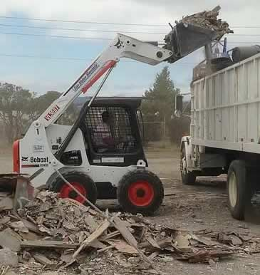 No matter what kind of business you are in, Alliance Hauling & Demolition Contractor, will save you time and money, doing the service right the first time! No job is too big or too small for Alliance Hauling, we recycle most of the debris we haul, we deal with your site's debris in a clean sustainable way, that helps our Planet.