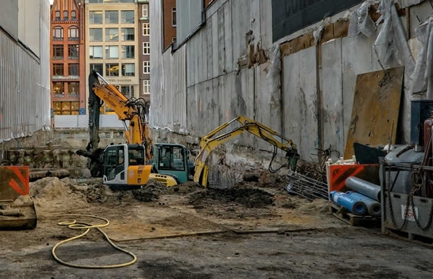 Alliance Hauling Demolition offers excavation services for any phase or your project, including commercial projects.