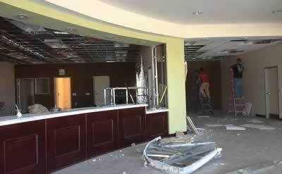 We provide professional complete and reliable building strip outs with the proper removal of all building interior fixtures, selected partitions,