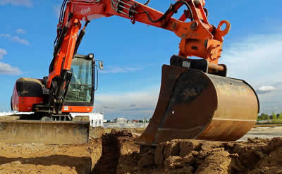 Trenching services excavation